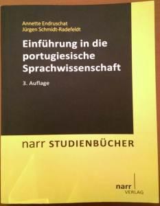 Endruschat_Schmidt-Radefeldt 2014 Einführung in die portugiesische Sprachwissenschaft
