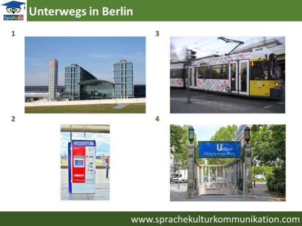 Reisen in Berlin