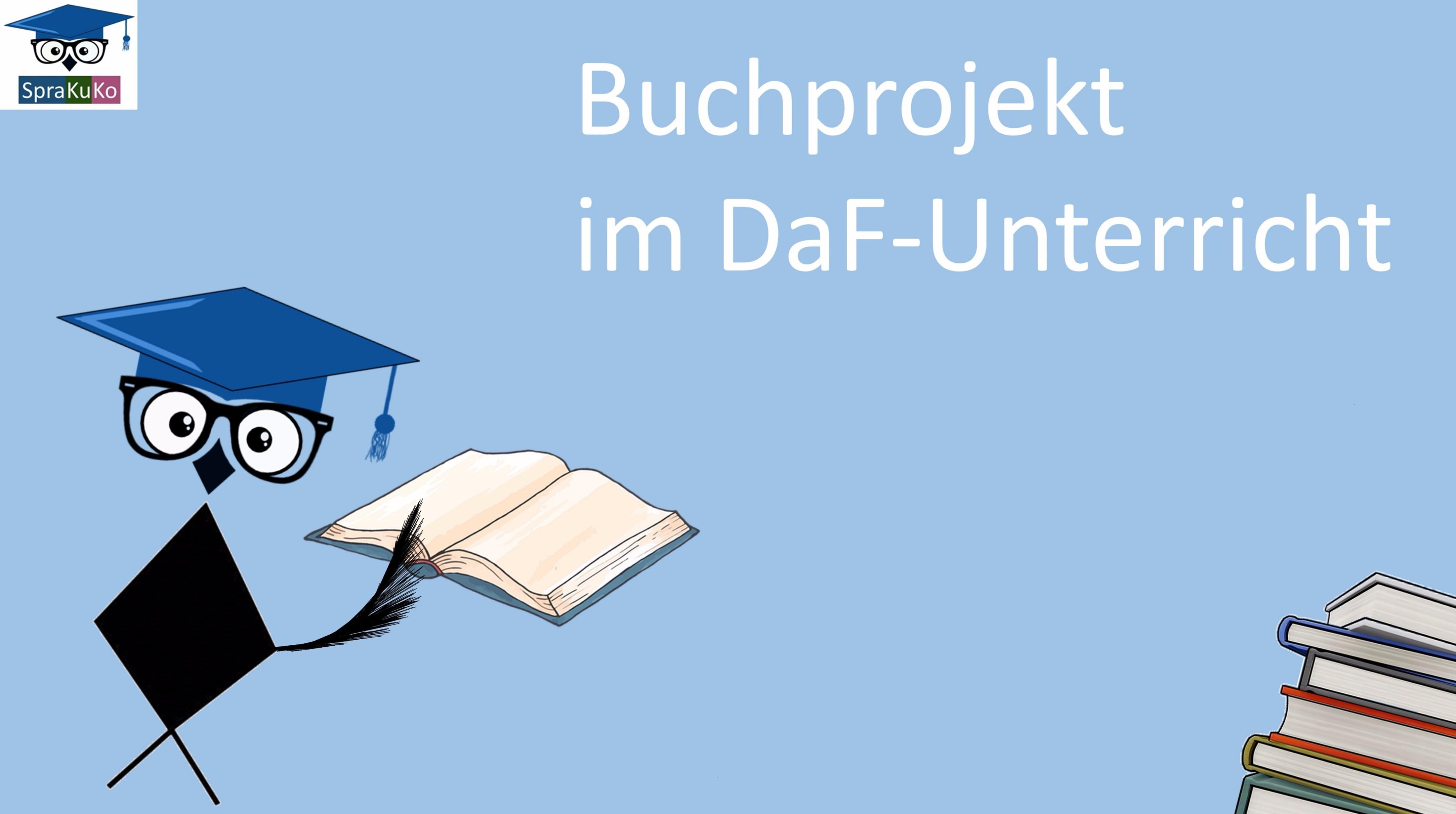 Buchprojekt im DaF-Unterricht