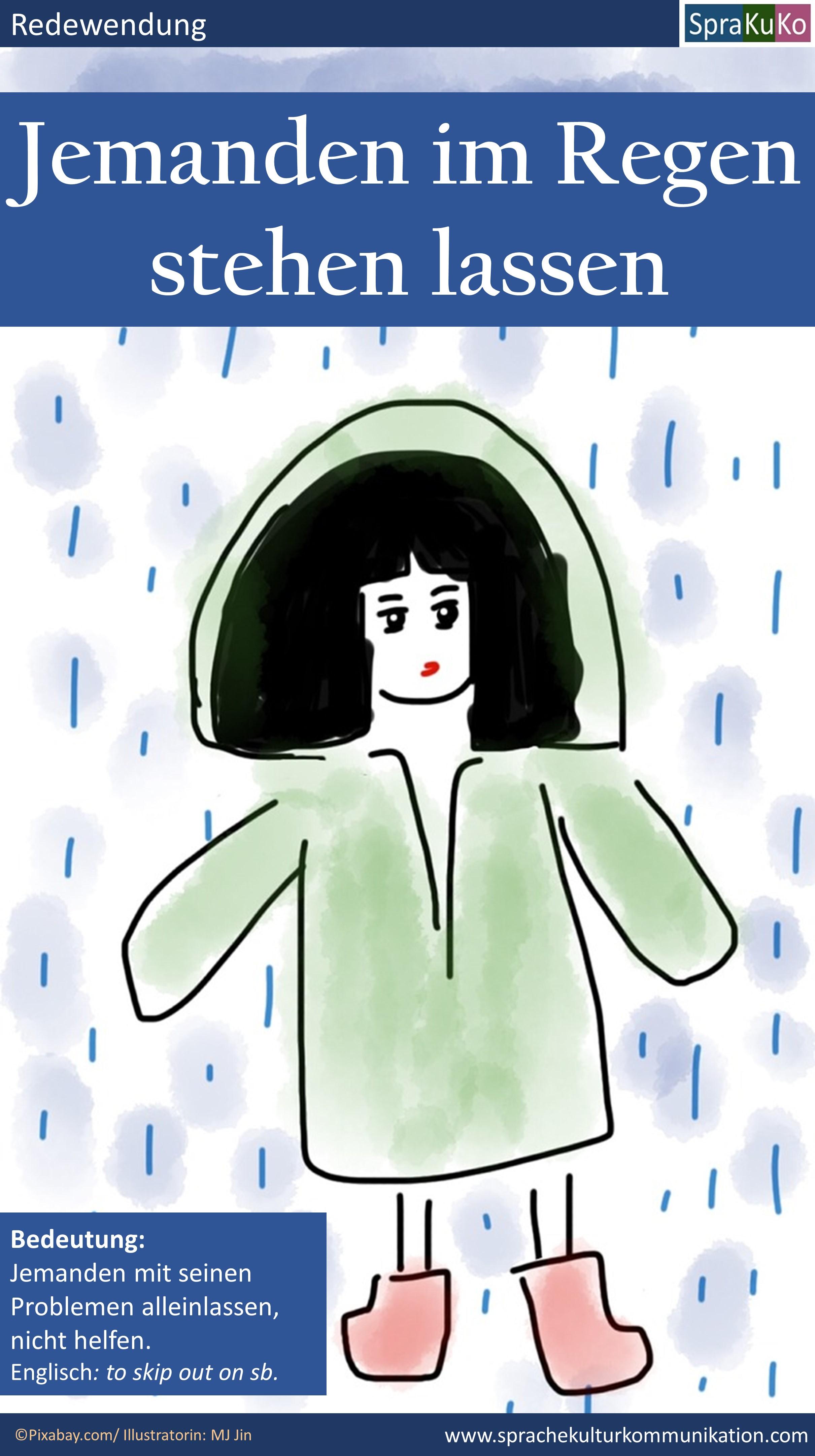 Jemanden im Regen stehen lassen.jpg