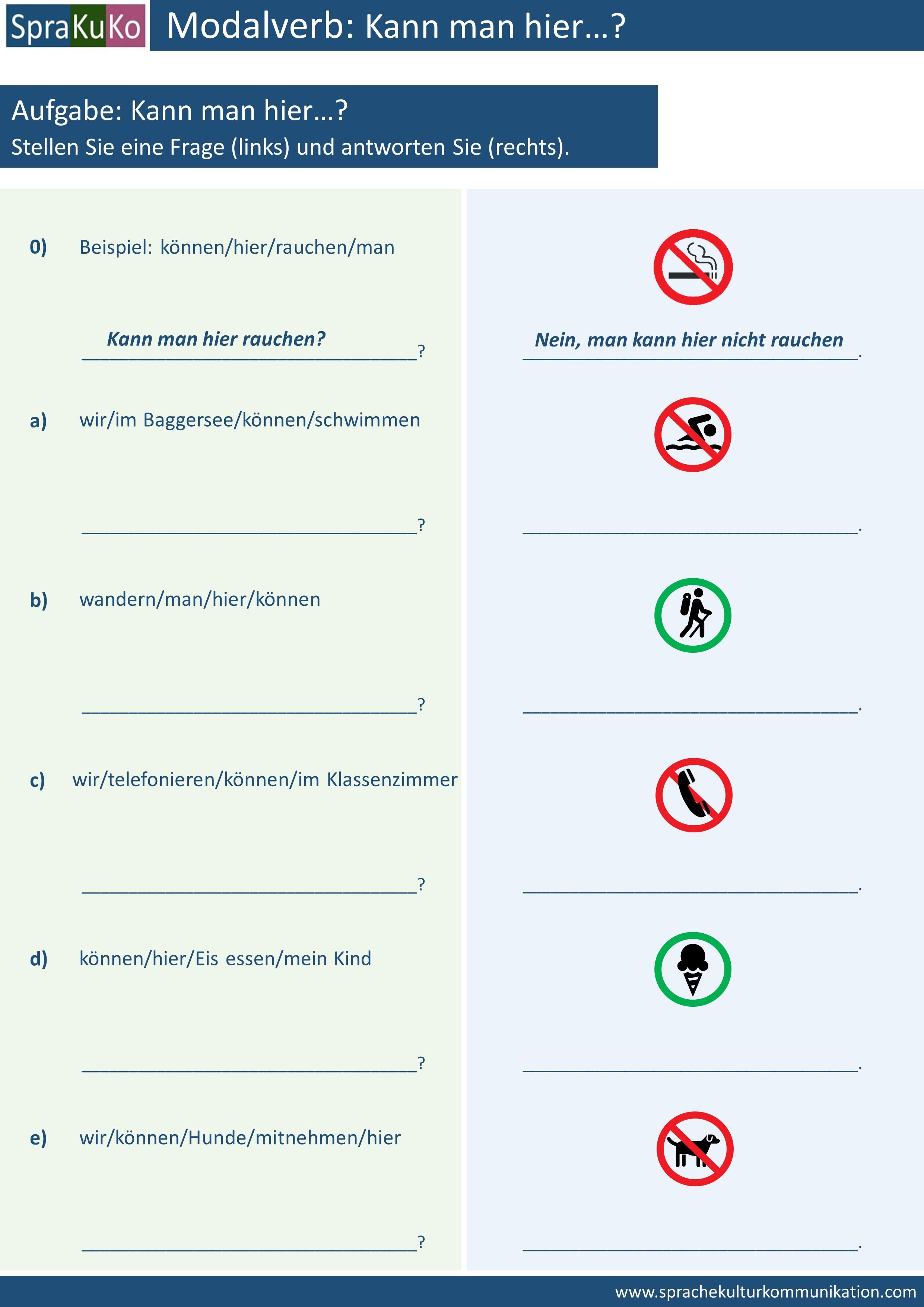 Englische Grammatik Modalverben Englisch English Live Blog